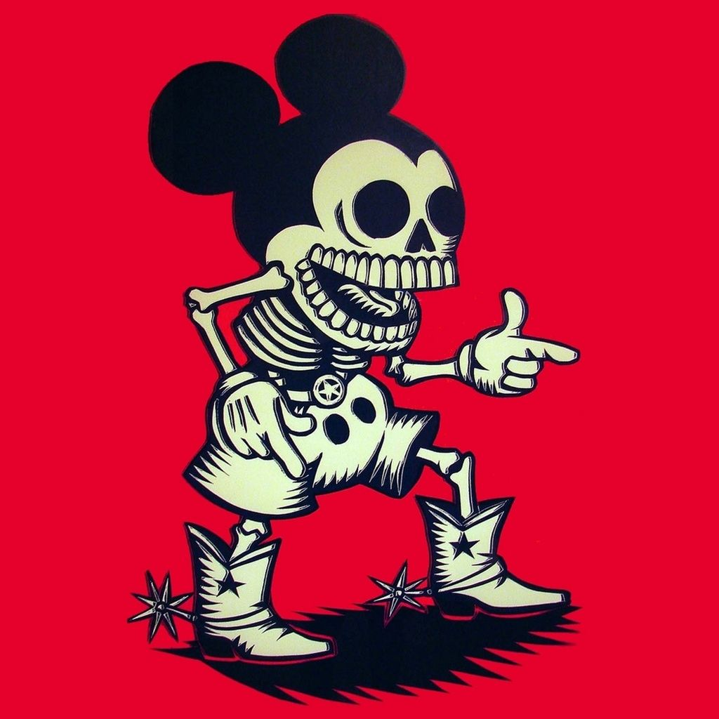 Mickey Mouse Supreme Wallpapers   Top Mickey Mouse Supreme 1024x1024
