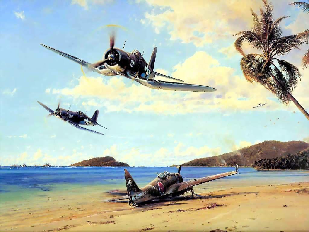 Airplane Art Paintings