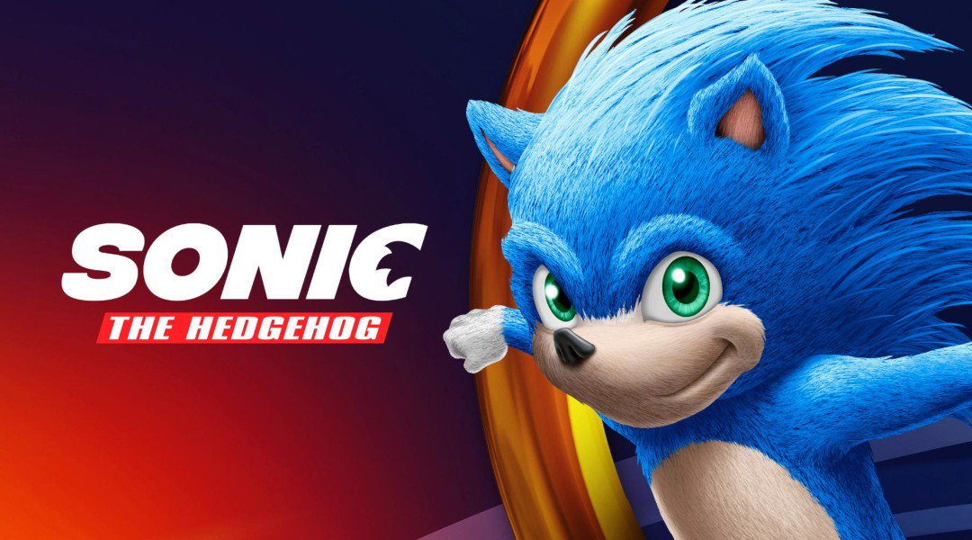First Images of Sonic the Hedgehog from the Upcoming Movie Leak 1080x600
