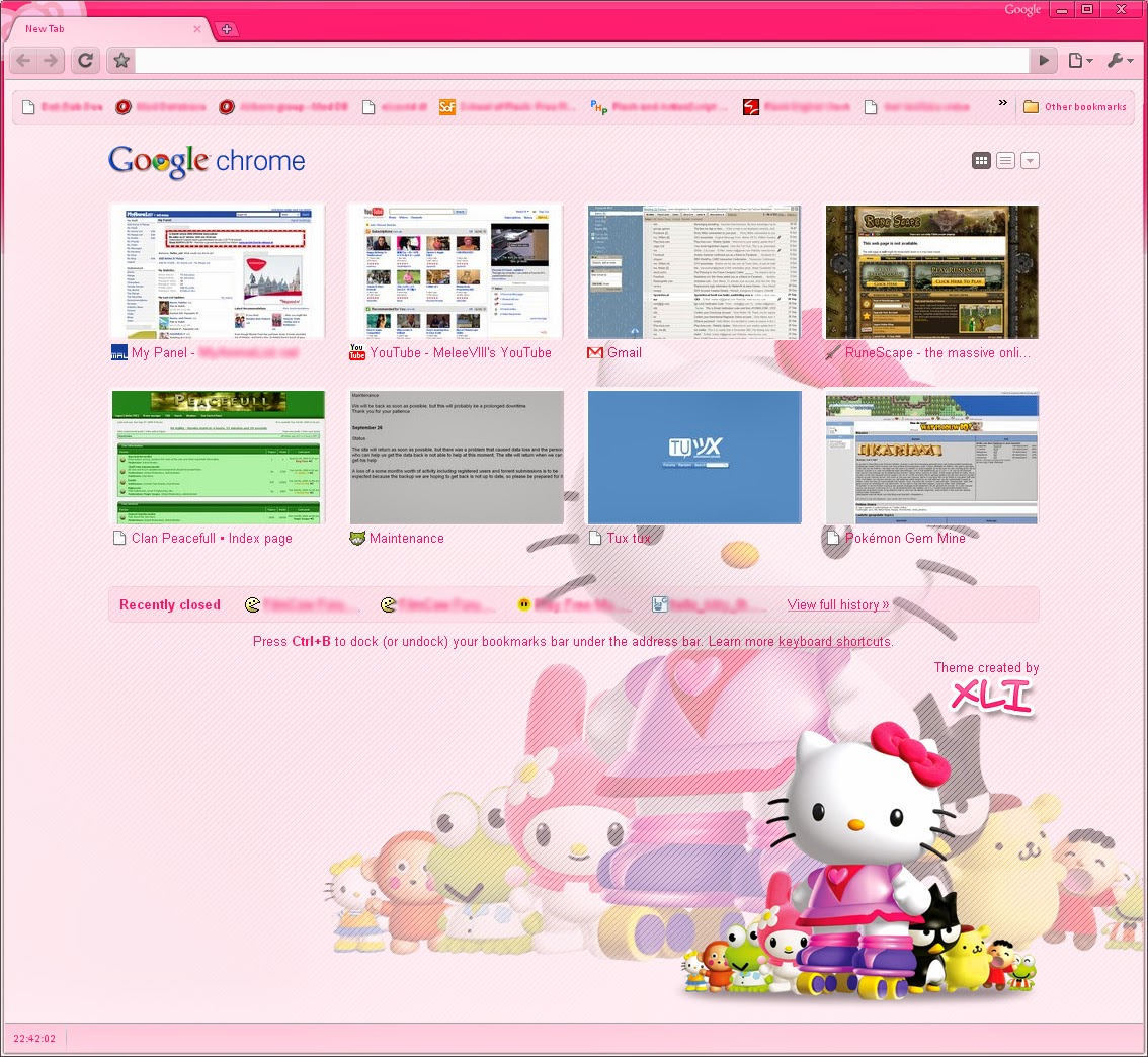 Free Download Hd Wallpapers Blog Google Chrome Themes