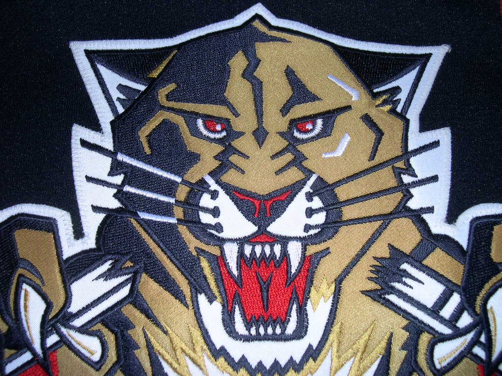 Florida Panthers Logo   a photo on Flickriver 1024x768