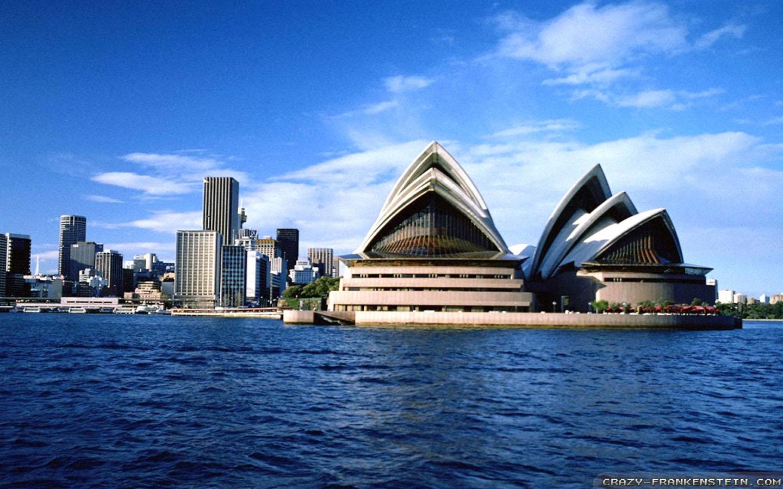Sydney Opera House Sydney HD Unbelievable Wallpaper 1440x900