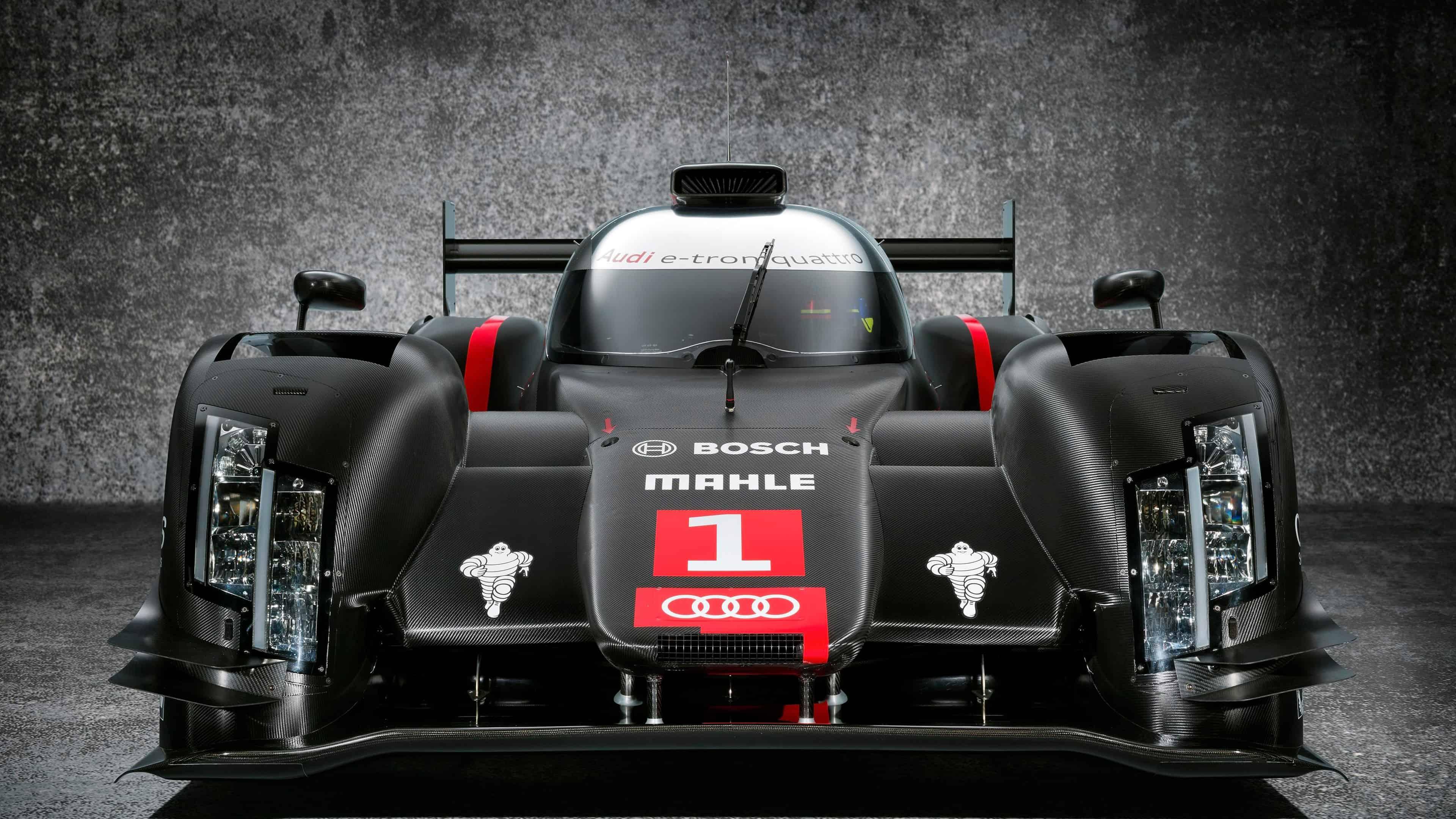 Audi R18 Le Mans UHD 4K Wallpaper Pixelz 3840x2160
