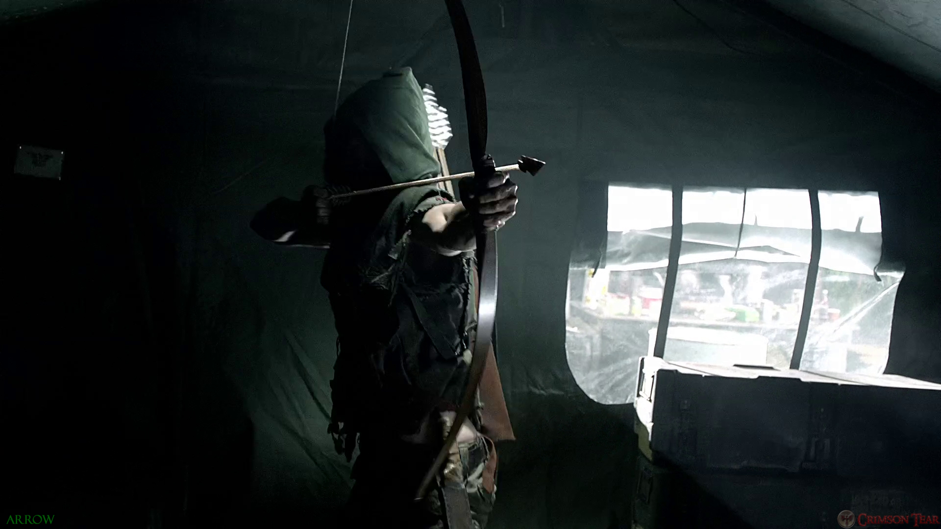 Green Arrow Wallpaper Cw Arrow season 1 the green yao 1920x1080