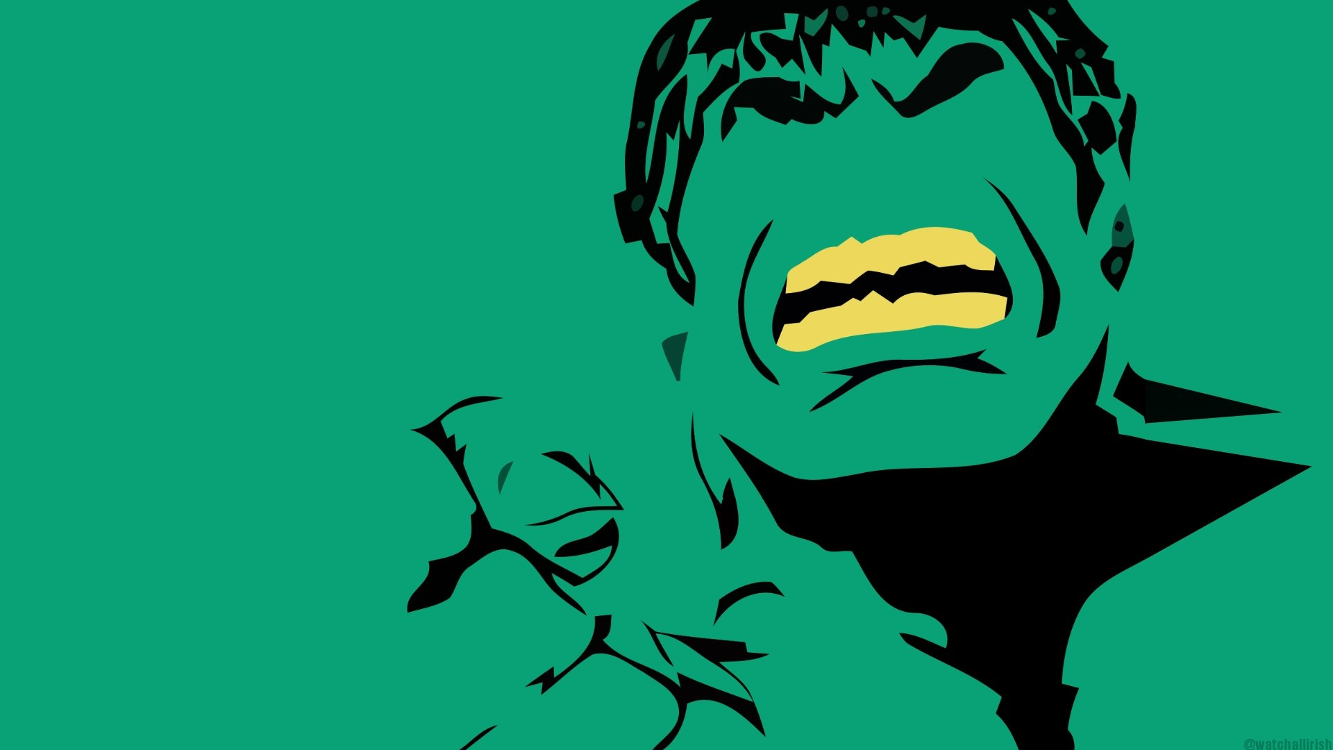 Free Download Hulk Smash Watchall Wallpapers 1920x1080 For Your