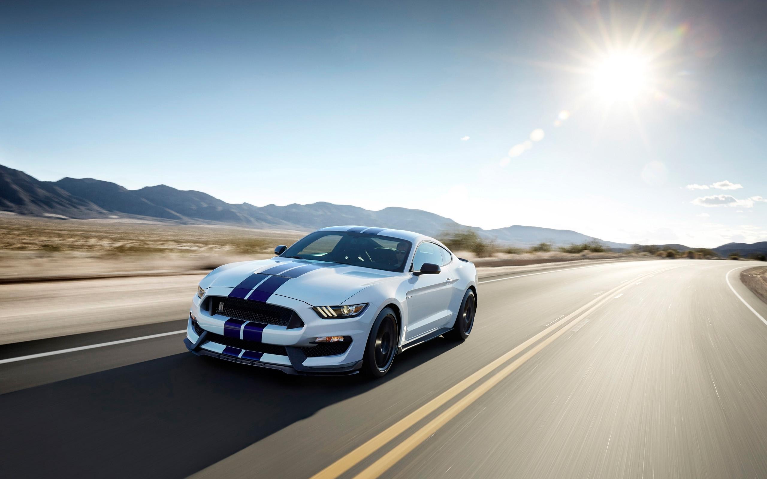 2015 Ford Shelby GT350 Mustang Desktop HD Wallpaper 2560x1600