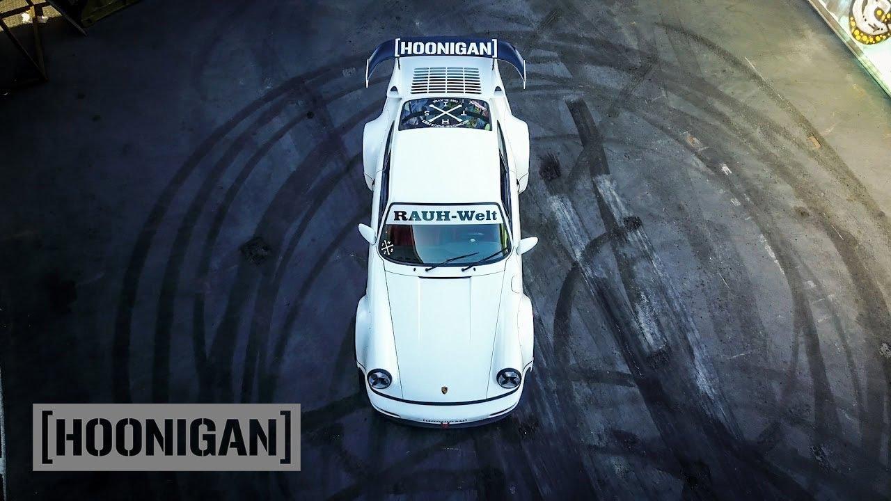 HOONIGAN] DT 039 Scottos Porsche 965 Turbo RWB 1280x720