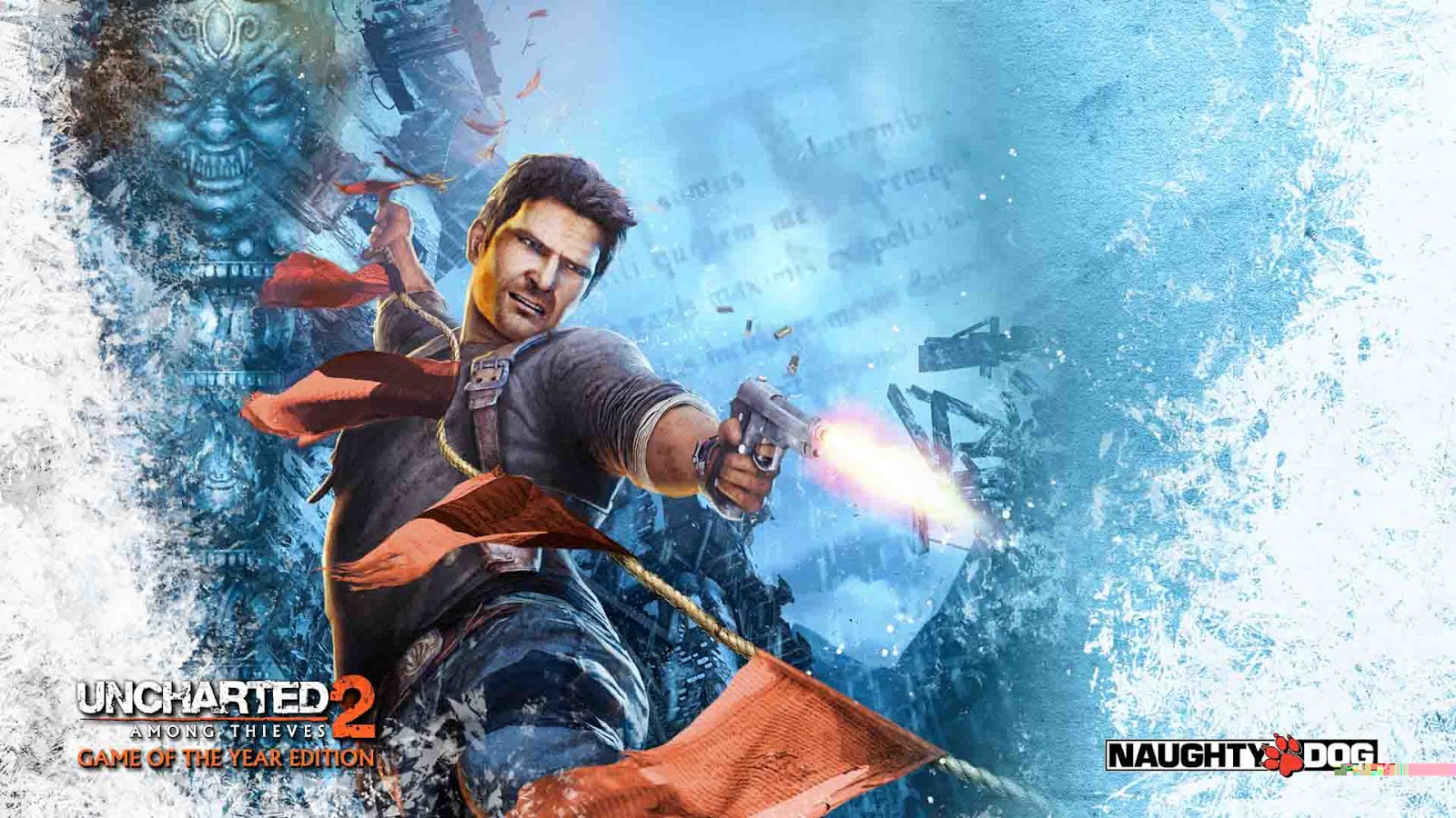 Free Download Wallpaper Name Uncharted 2 Among Thieves Wallpaper