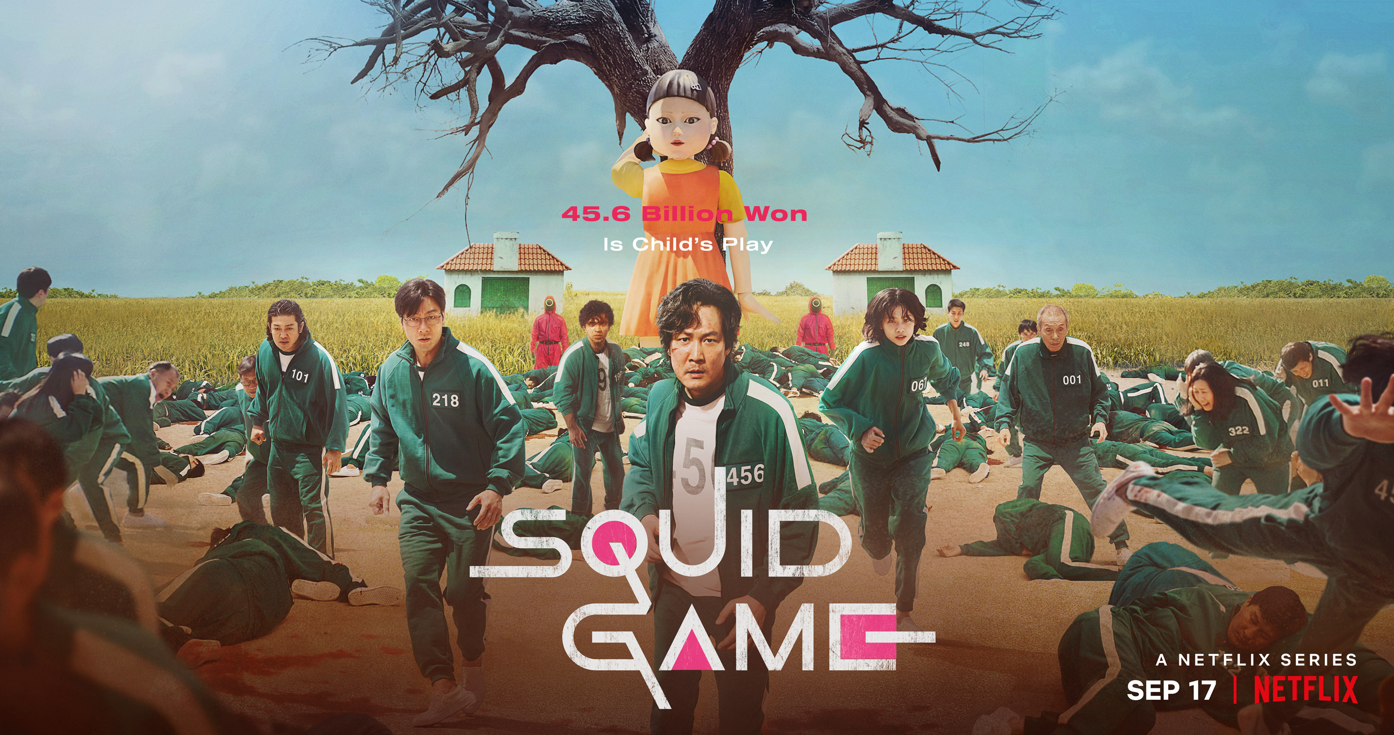 About Netflix   Kill or Be Killed Squid Game Main Trailer 2845x1500