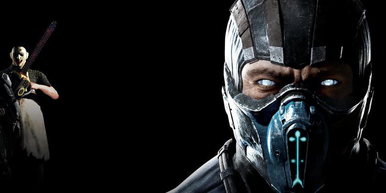 XL   Mortal Kombat X Artwork theVideoGameGallerycom 790x395