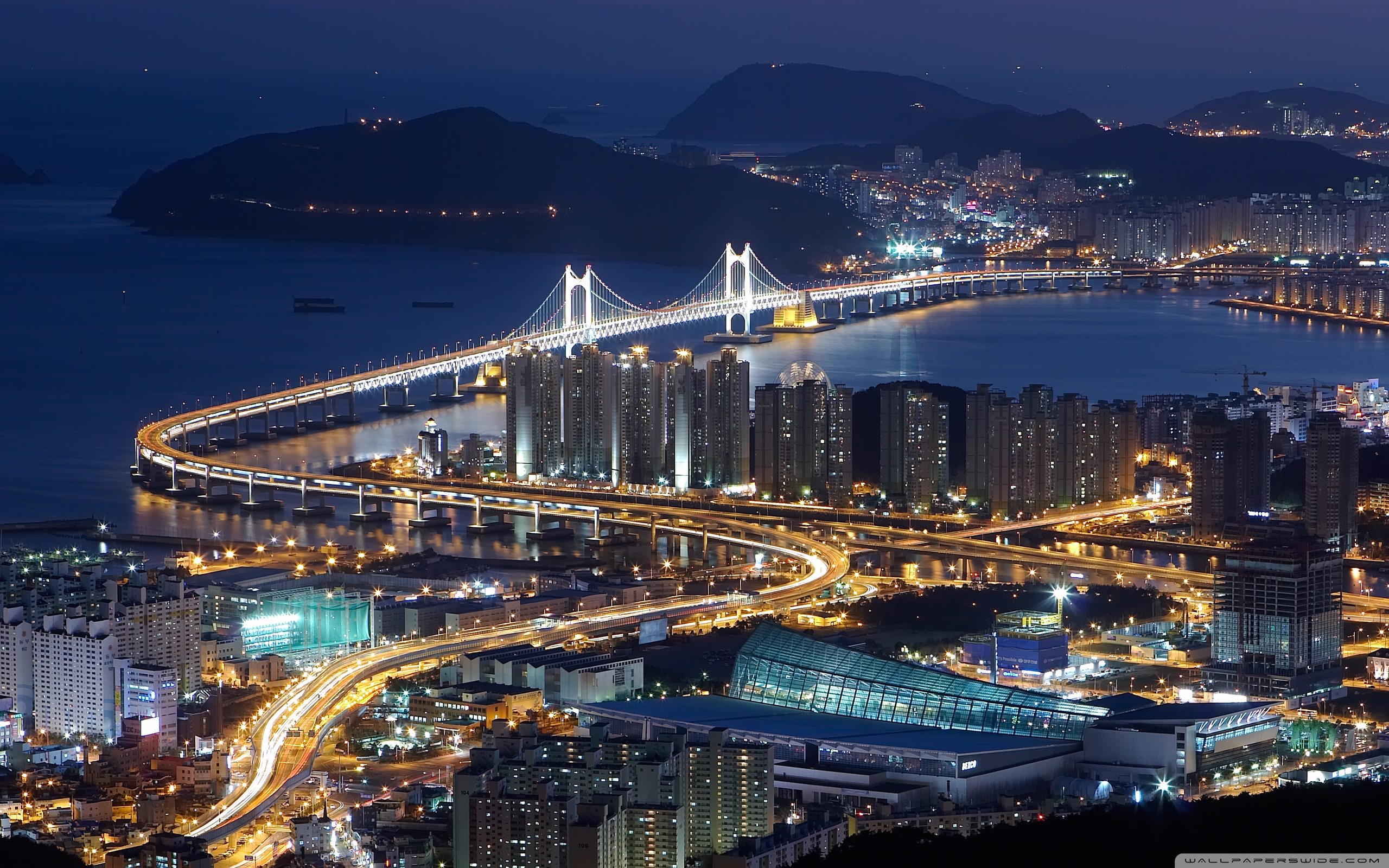 Busan Wallpapers and Background Images   stmednet 2560x1600