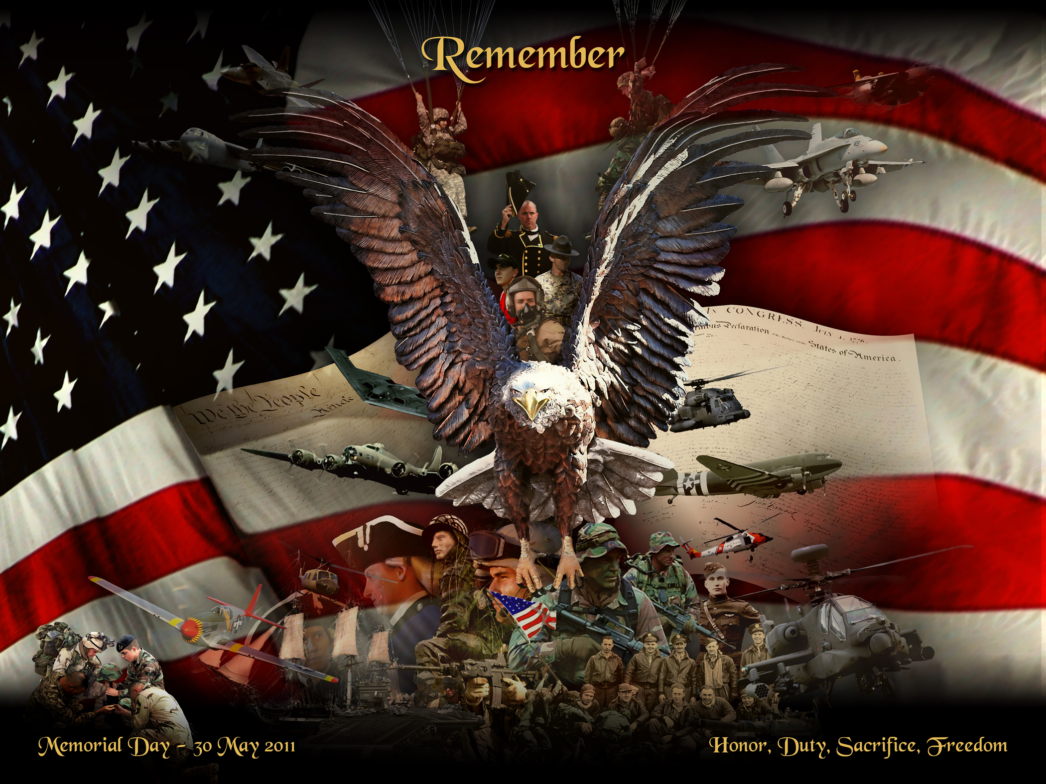 Air Force leaders issue Memorial Day message Air Force Materiel 2100x1575