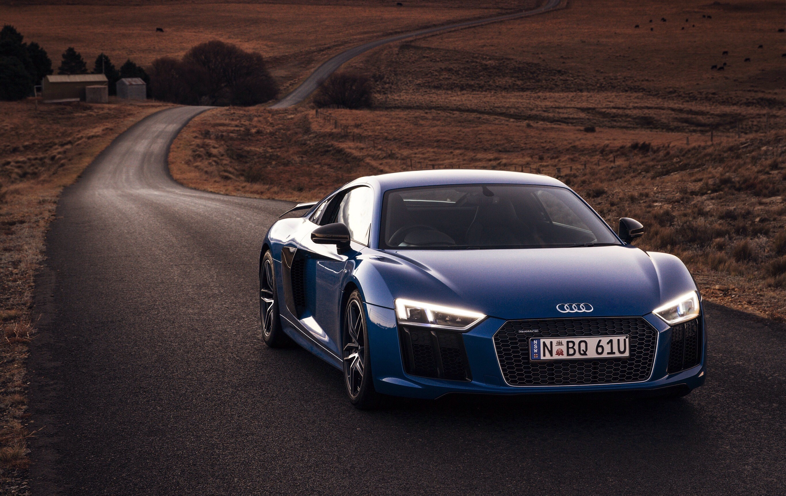 Audi R8 V10 Plus wallpaper cars Wallpaper Better 2732x1726