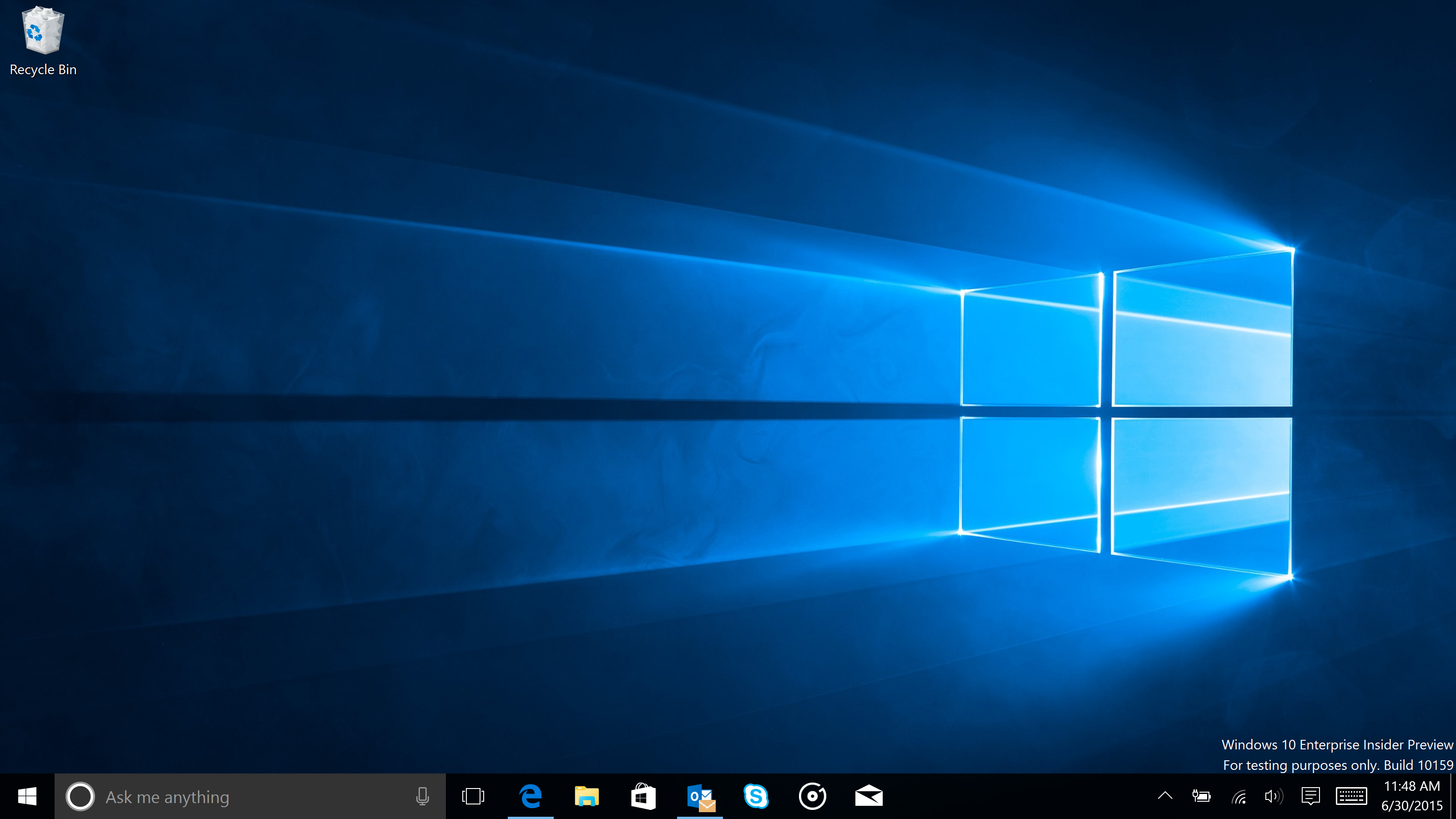 Daily builds Microsoft bangs out two public Windows 10 builds in two 3200x1800