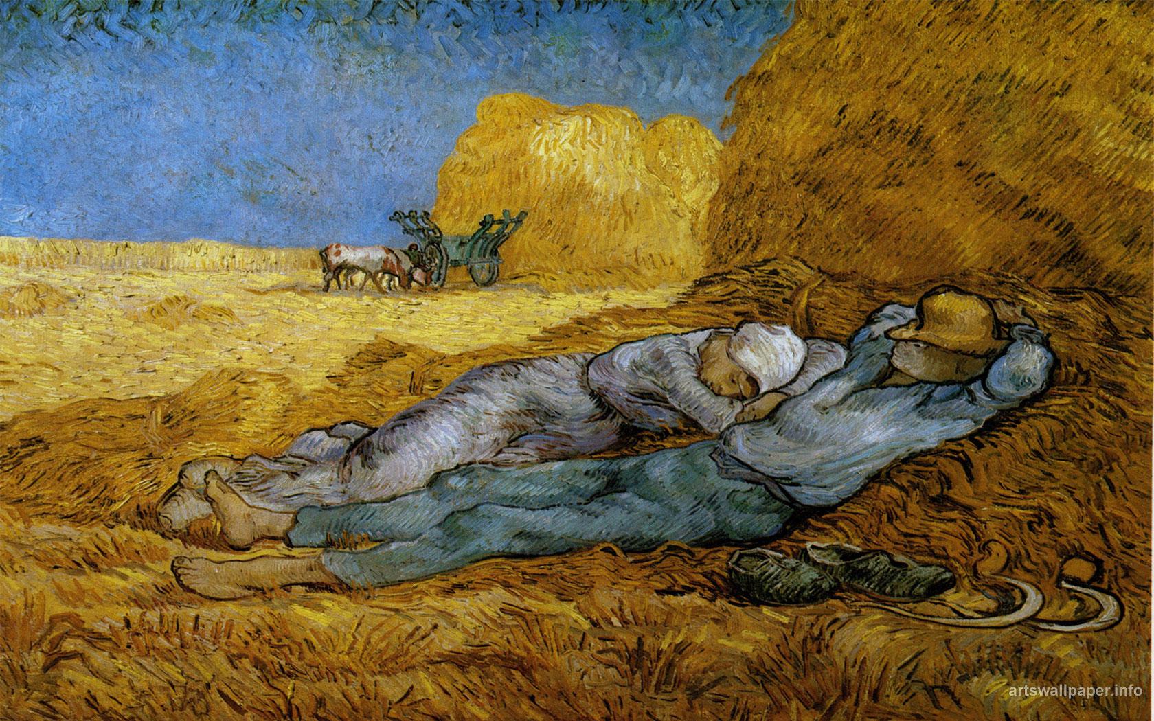Vincent van Gogh Wallpaeprs Arts Wallpaper Painting Picture 1680x1050