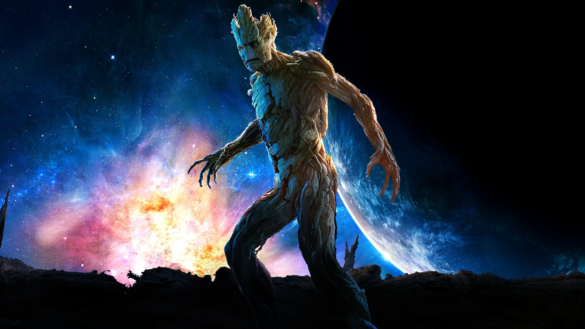Free Download Guardians Of The Galaxy Full Hd Wallpaper And