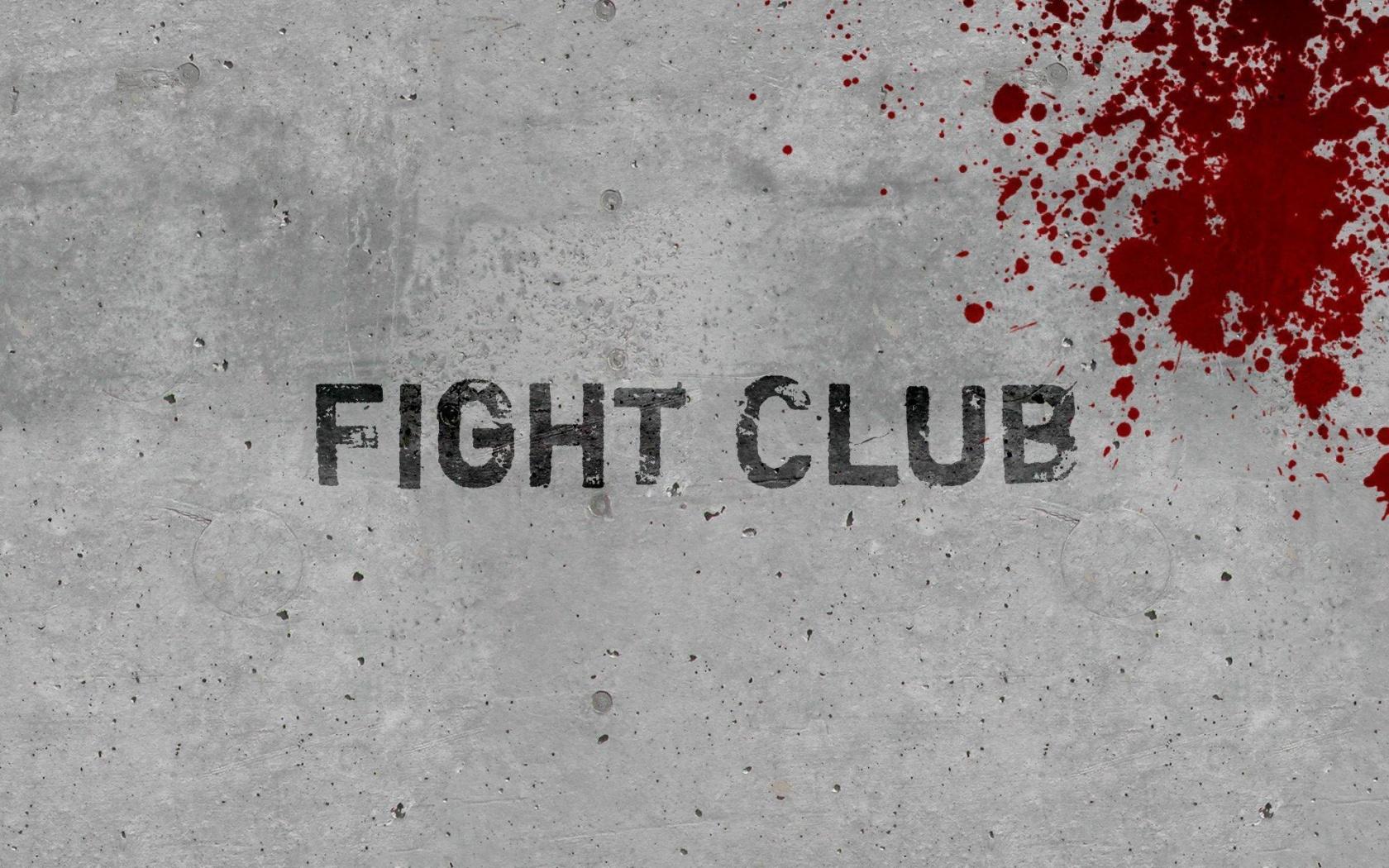 Fight Club Computer Wallpapers Desktop Backgrounds 1680x1050