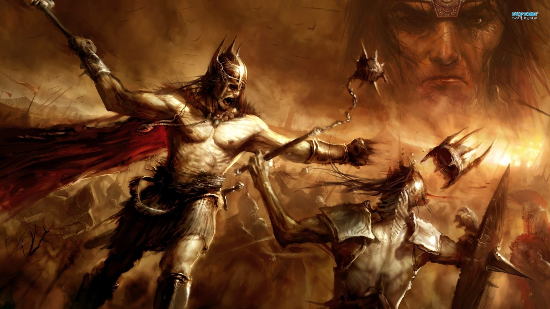 Age of Conan Wallpaper Background 48397 1920x1080