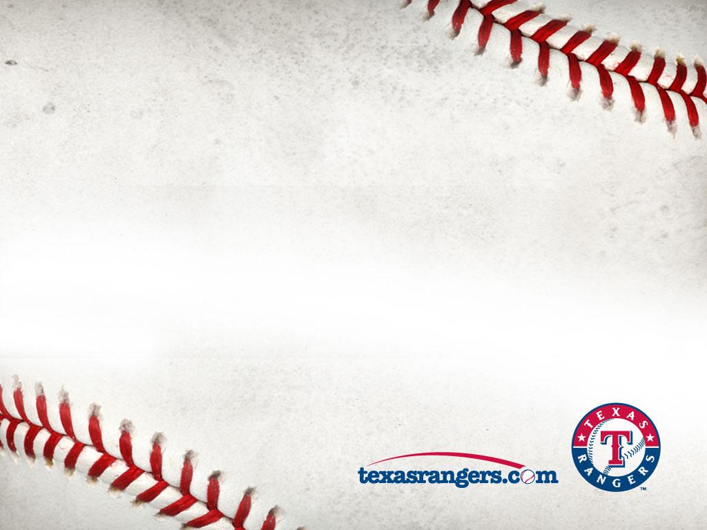 Texas Rangers Baseball Stiches wallpaper 1024x768