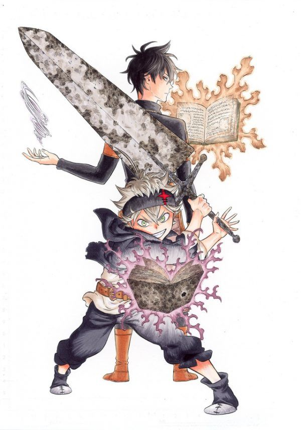 Anime Black Clover Wallpaper iPhone 2019 3D iPhone Wallpaper 600x857