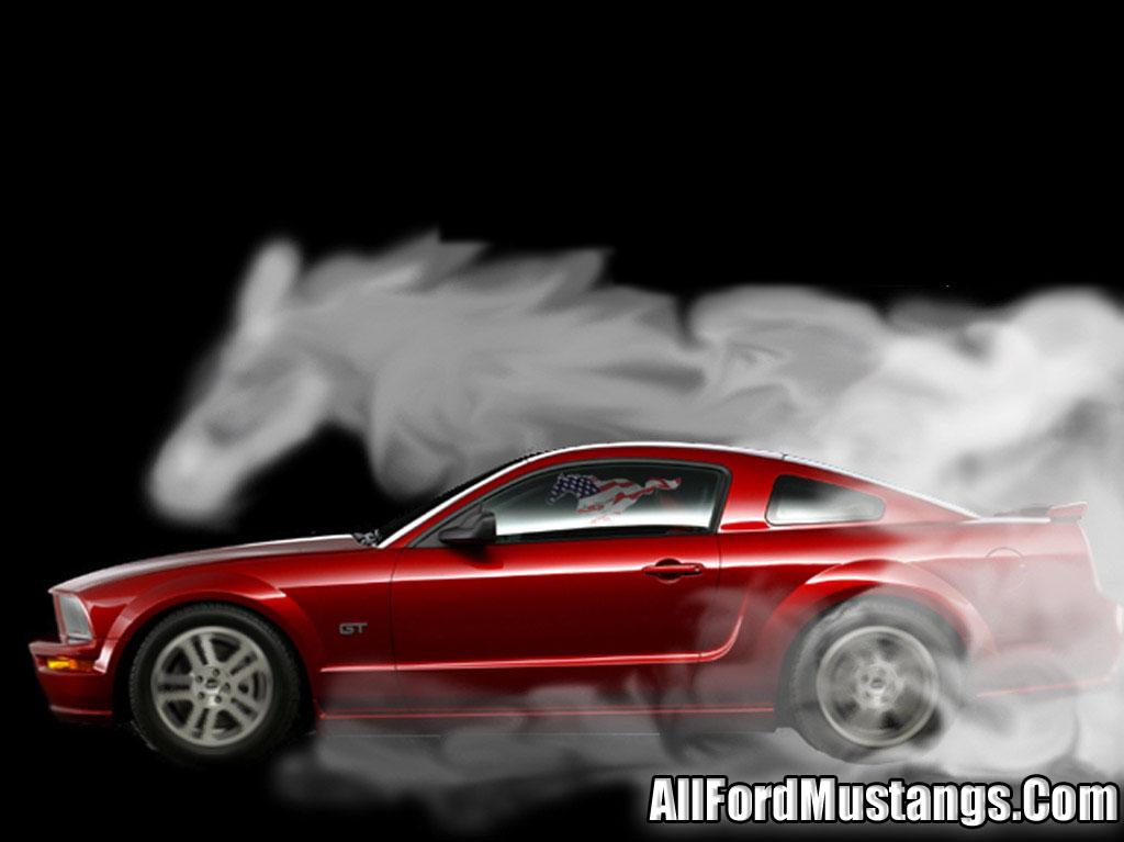 1230carswallpapers Ford Mustang Desktop Wallpaper 1024x767