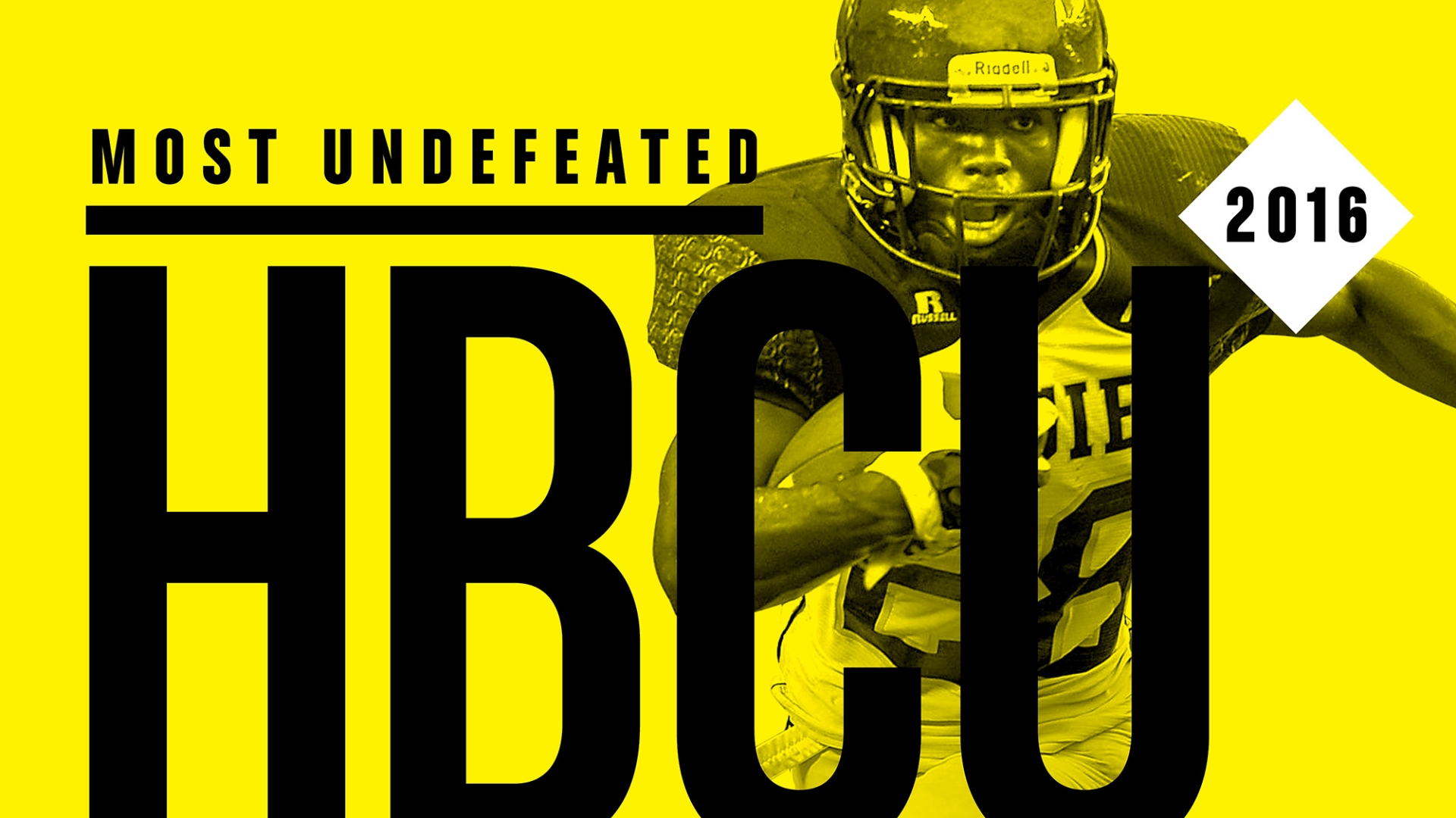 Most Undefeated 2016 HBCU The Undefeated staff discuss their most 1920x1080