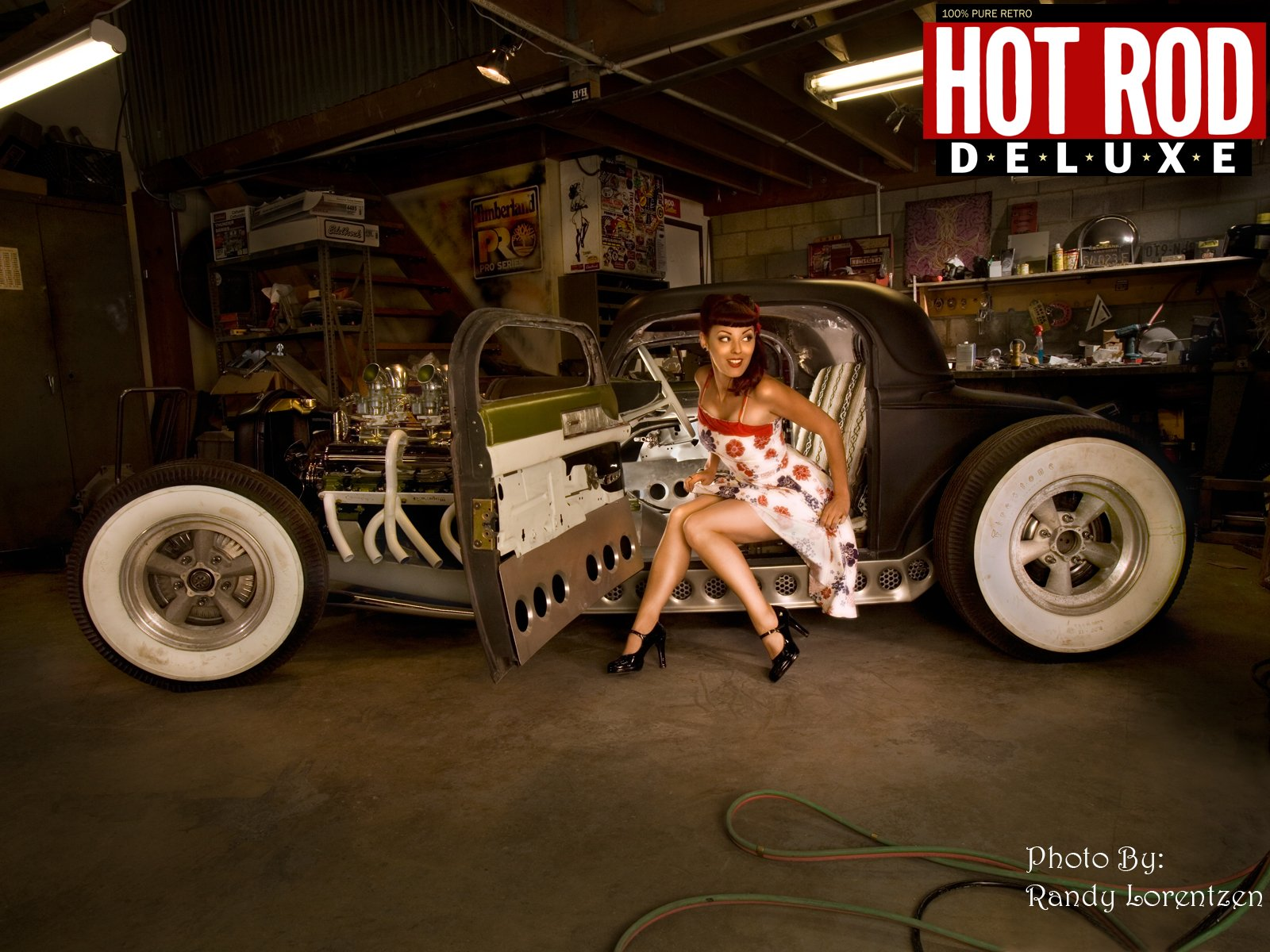 Hot Rod Wallpapers   A Link to the Past   MuscleDrive 1600x1200