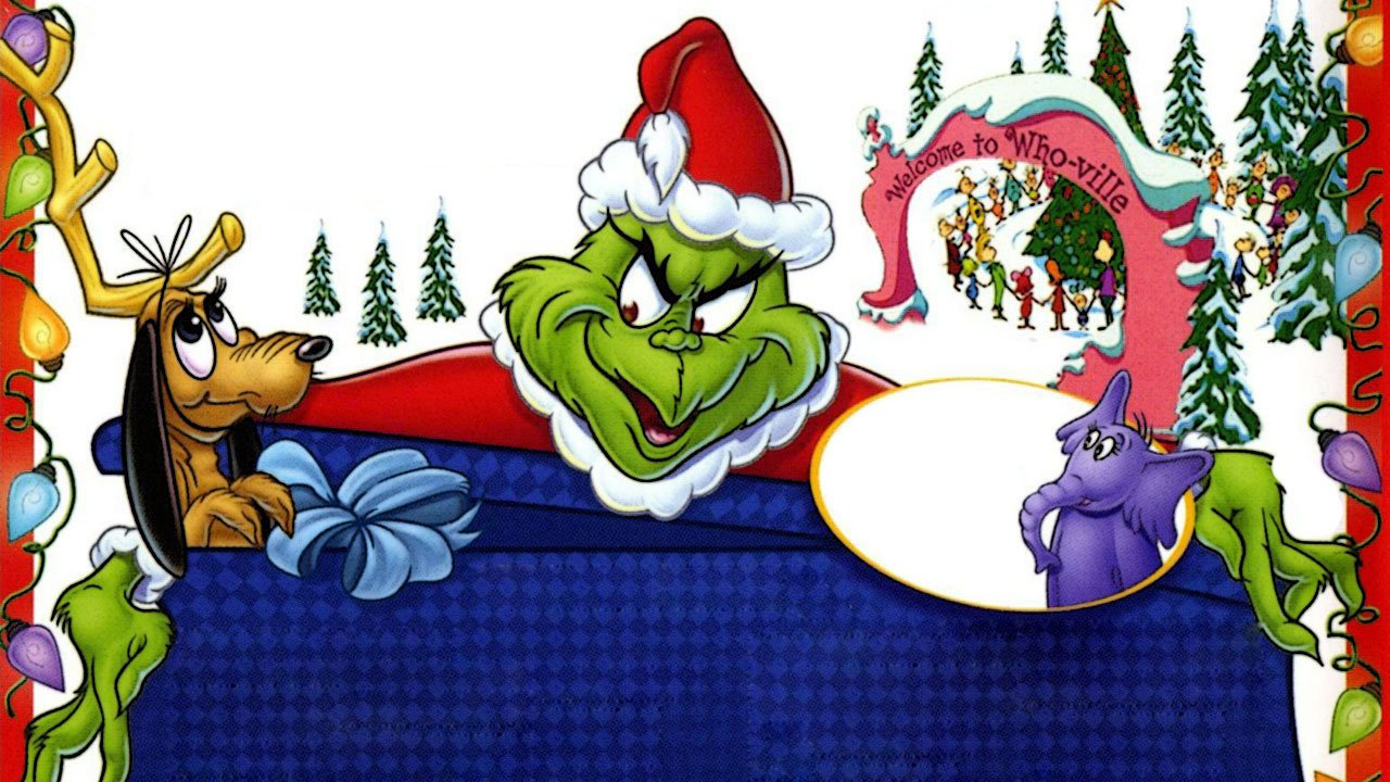 Christmas Wallpaper The Grinch - WallpaperSafari