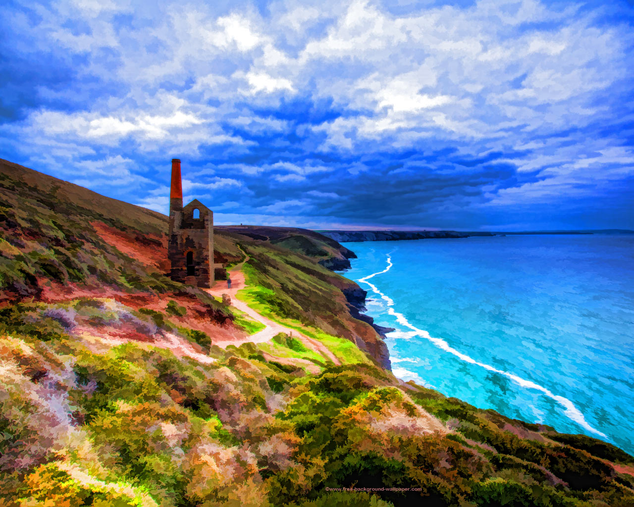 Desktop Background Cornwall 1093609   HD Wallpaper Download 1280x1024