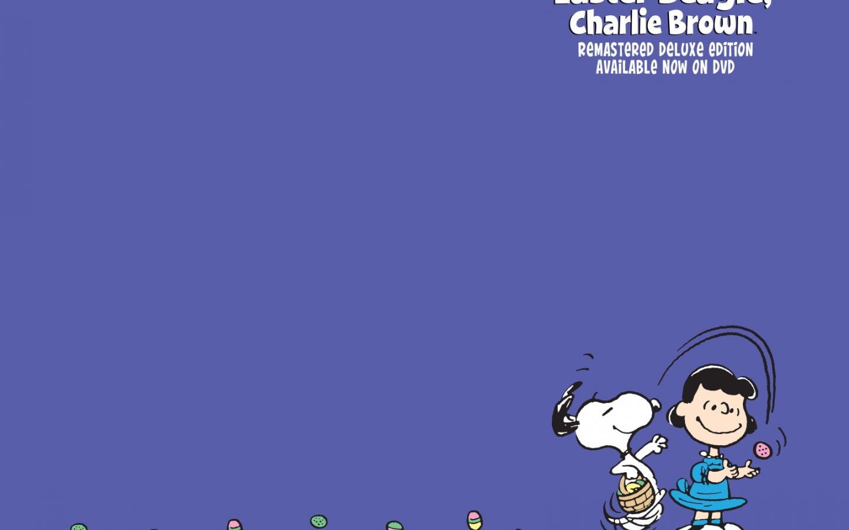 download Charlie Brown Easter Charlie brown desktop 1440x900