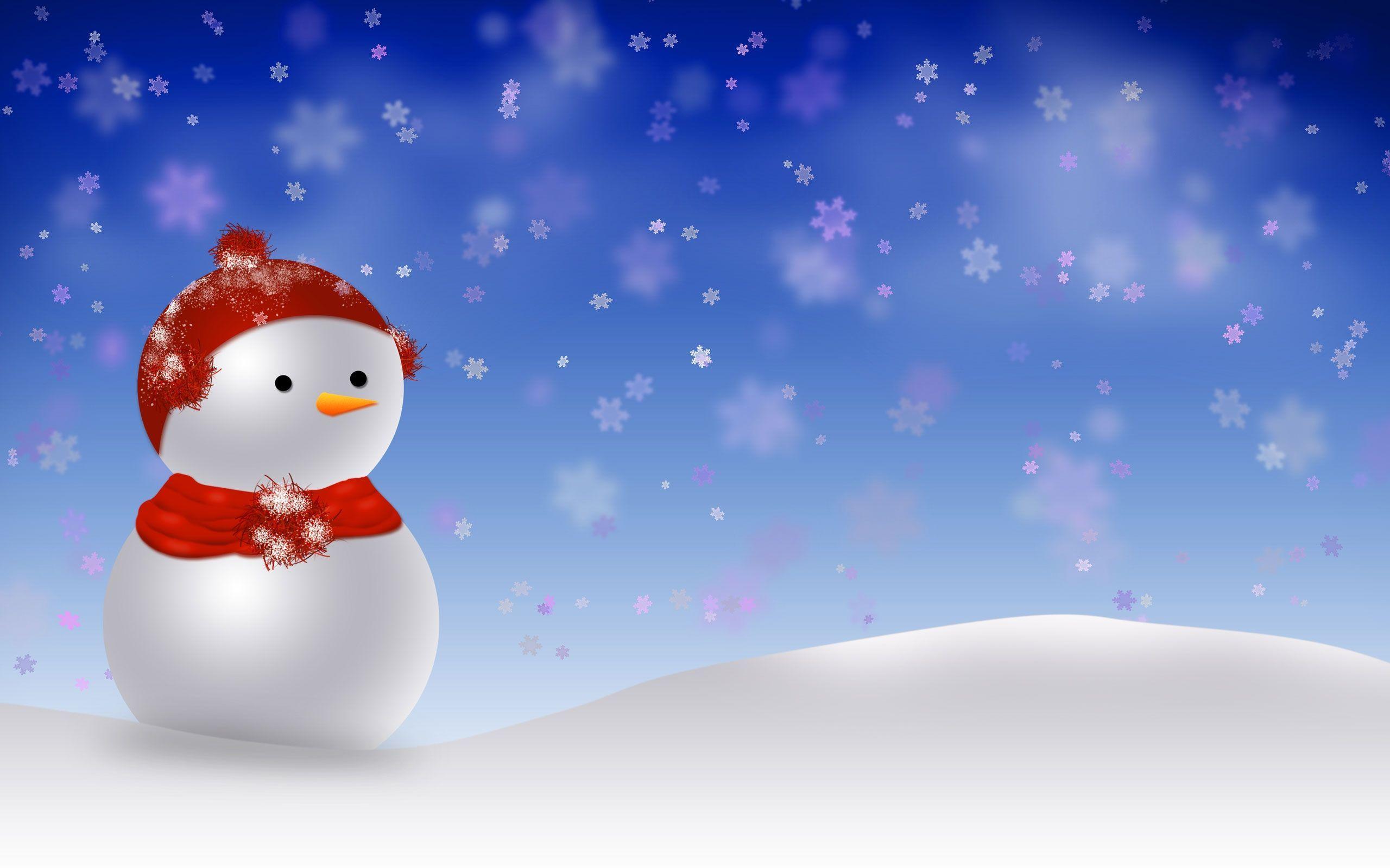 Cute Christmas Desktop Backgrounds 2560x1600