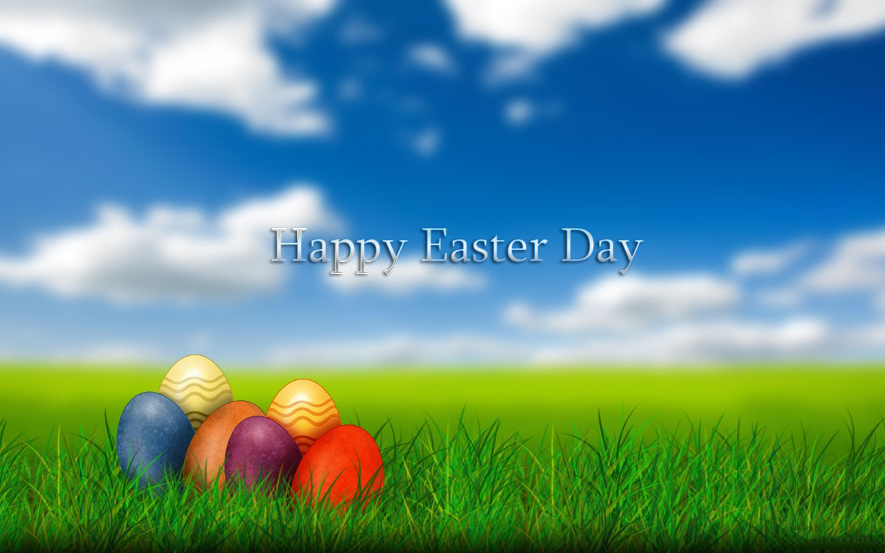 HD Wallpaper Download Happy Easter 2013   Fresh HD Wallpapers 1280x800
