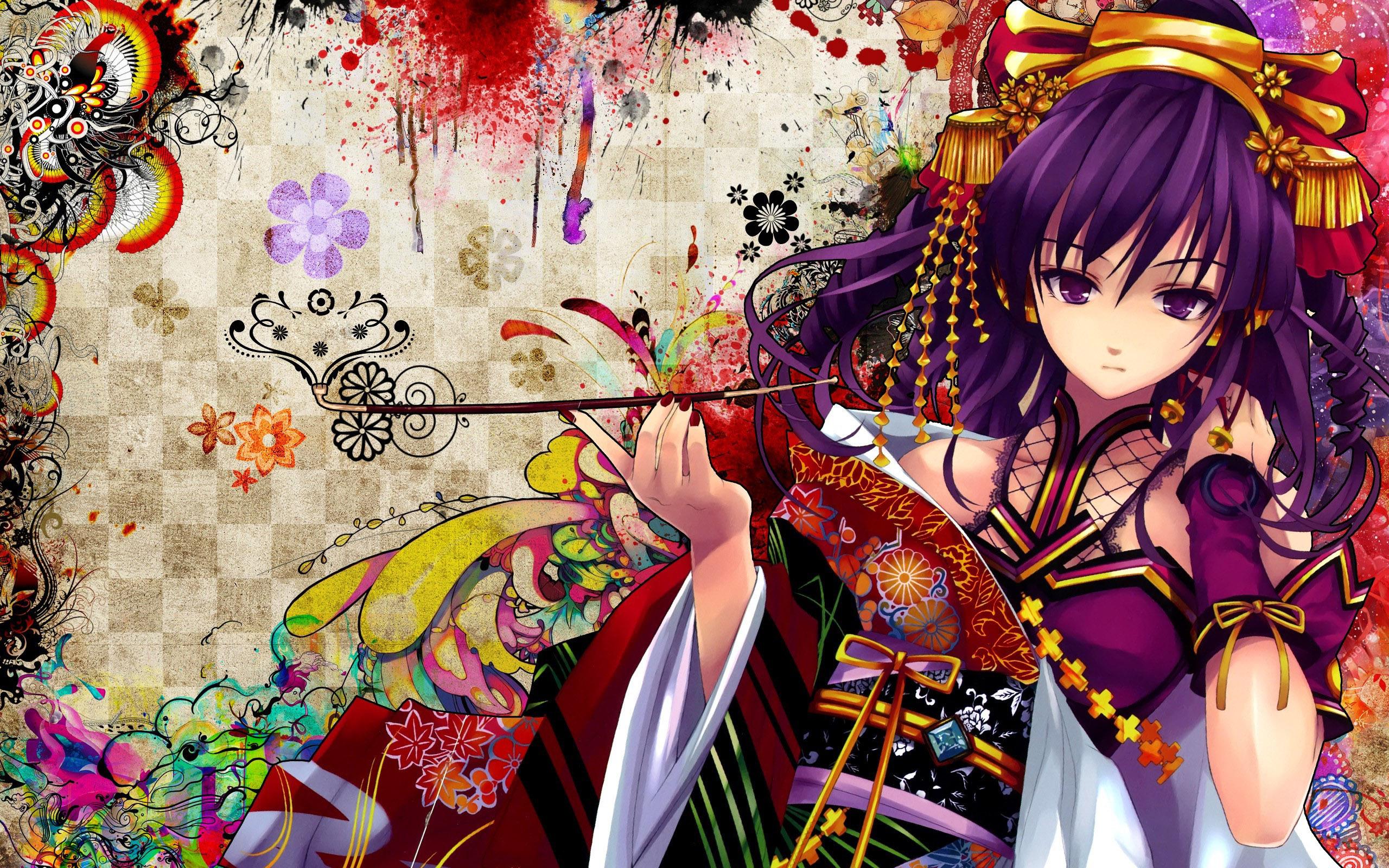 Fashionista Geisha wallpapers HD   477245 2560x1600