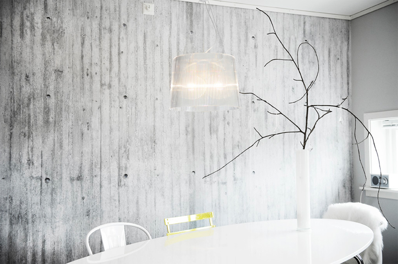 Wallpapers That Make Any Wall Looks Like Raw Concrete 800x532