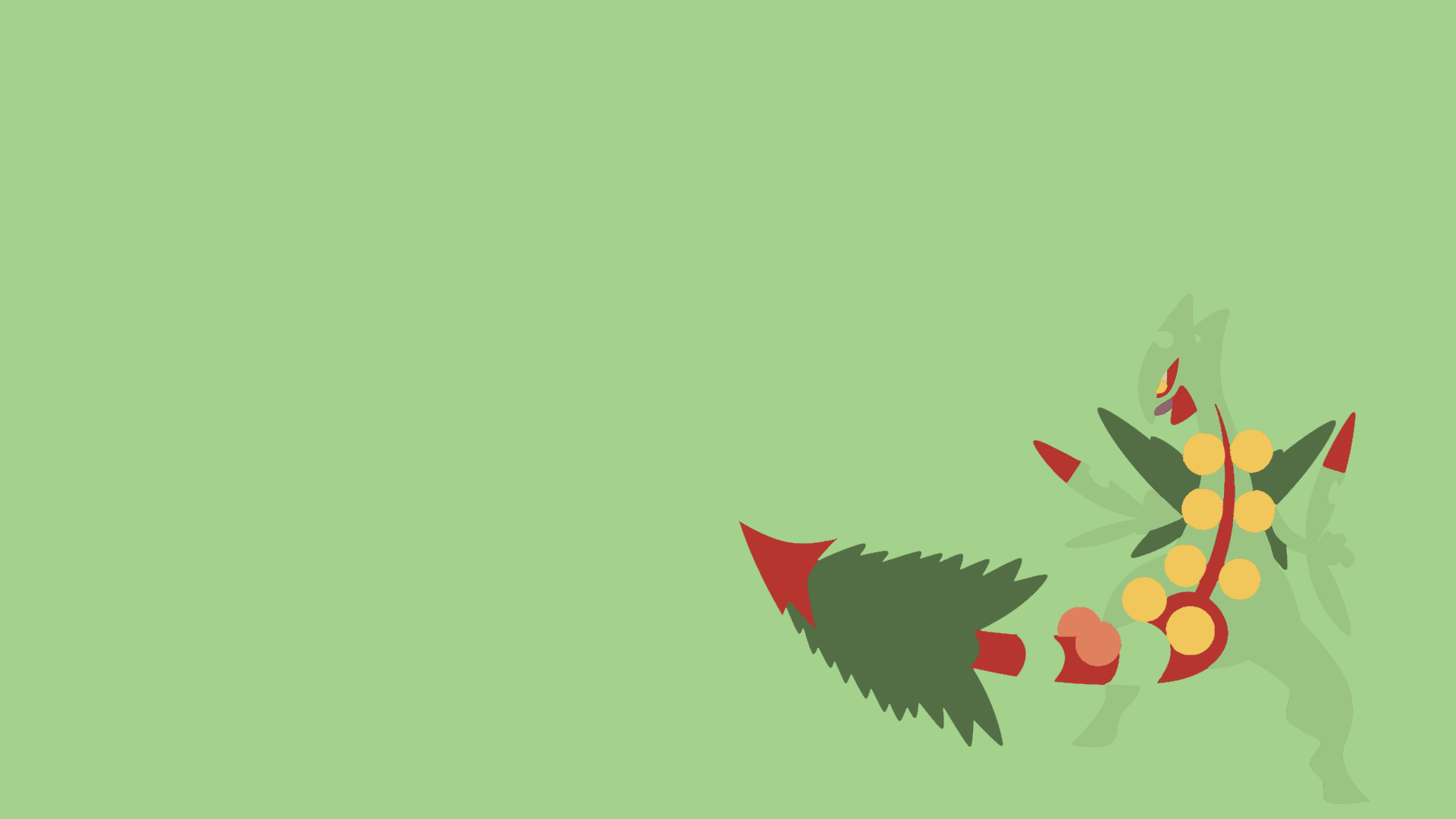 Sceptile Wallpapers 1920x1080