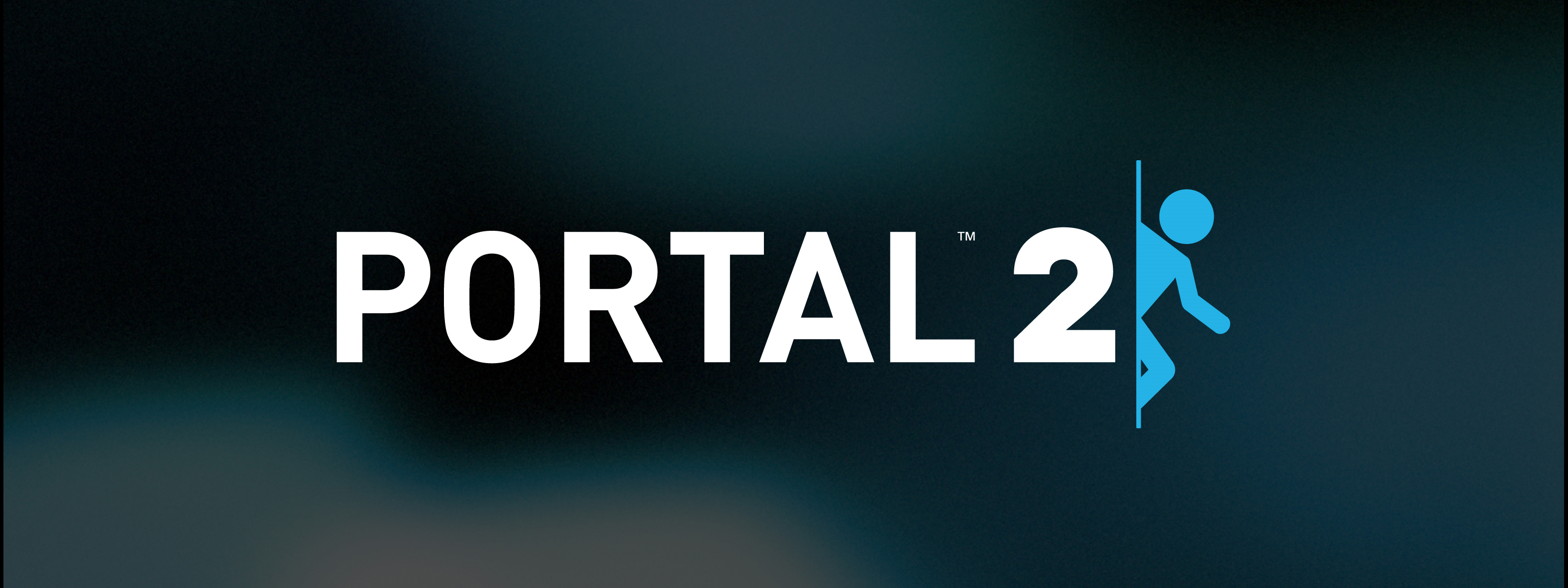 New Portal 2 Wallpaper Dual Monitor Wallpapers 3200x1200