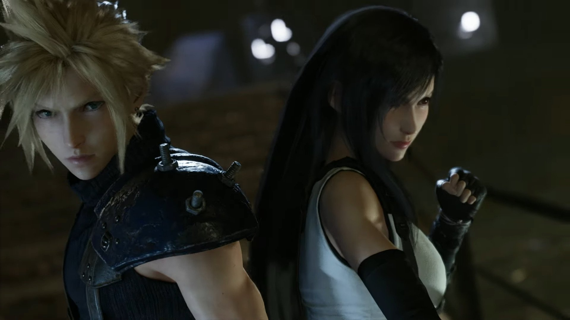 Final Fantasy VII Remake New Trailer Combat and Special Editions 1920x1080