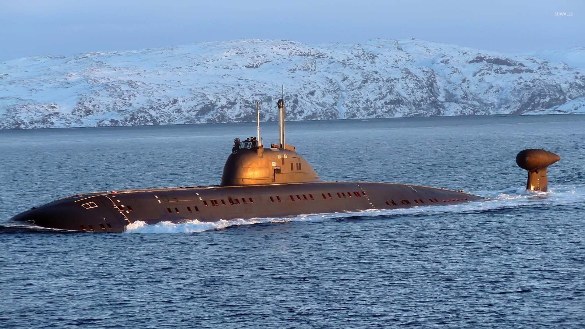 Nuclear submarine wallpaper   Photography wallpapers   45639 1920x1080