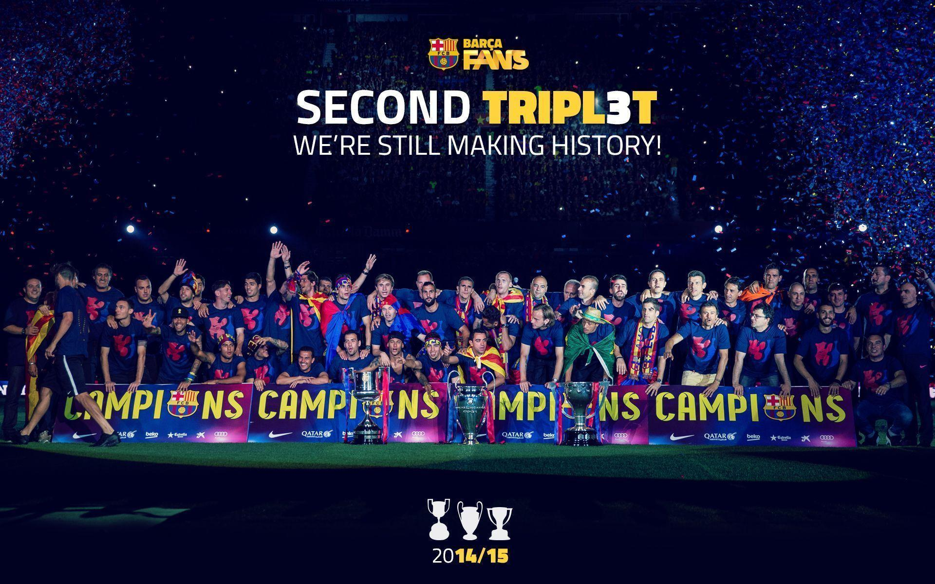 FC Barcelona 2017 Wallpapers 1920x1200