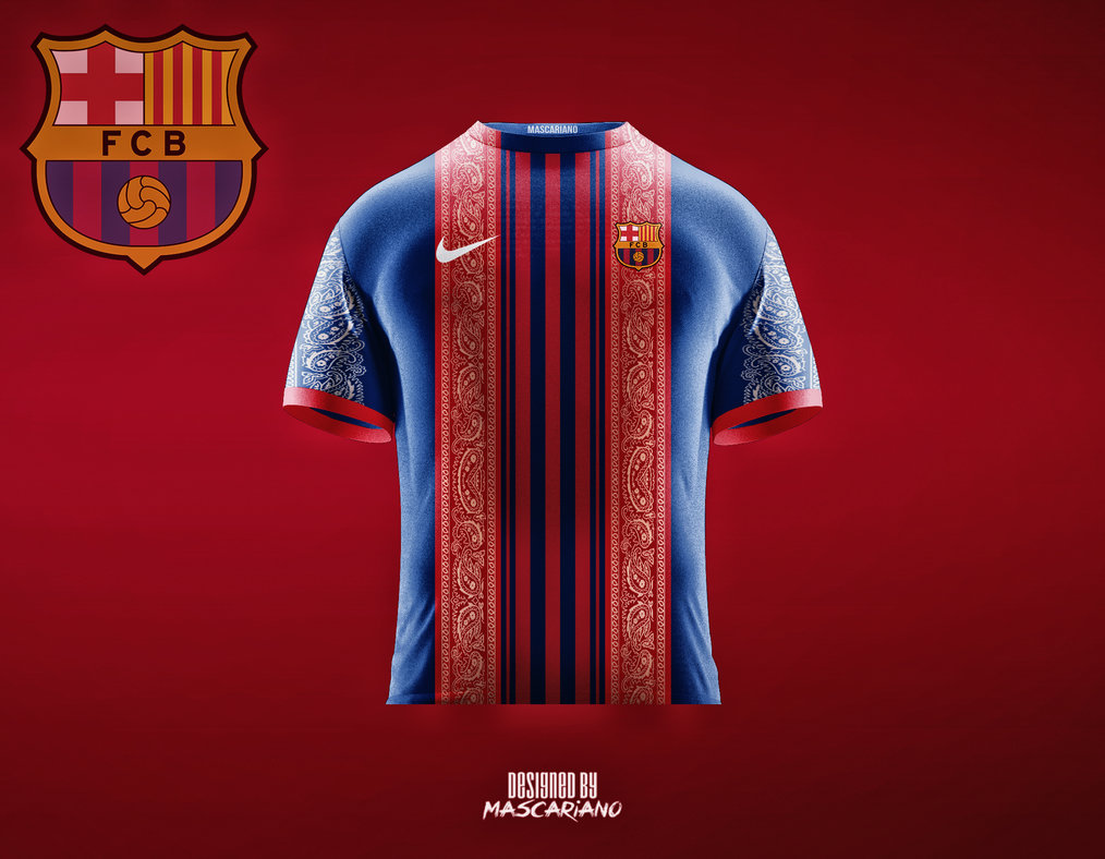 a68f7af339d FC Barcelona 20172018 Concept Kit by Mascariano on 1014x788