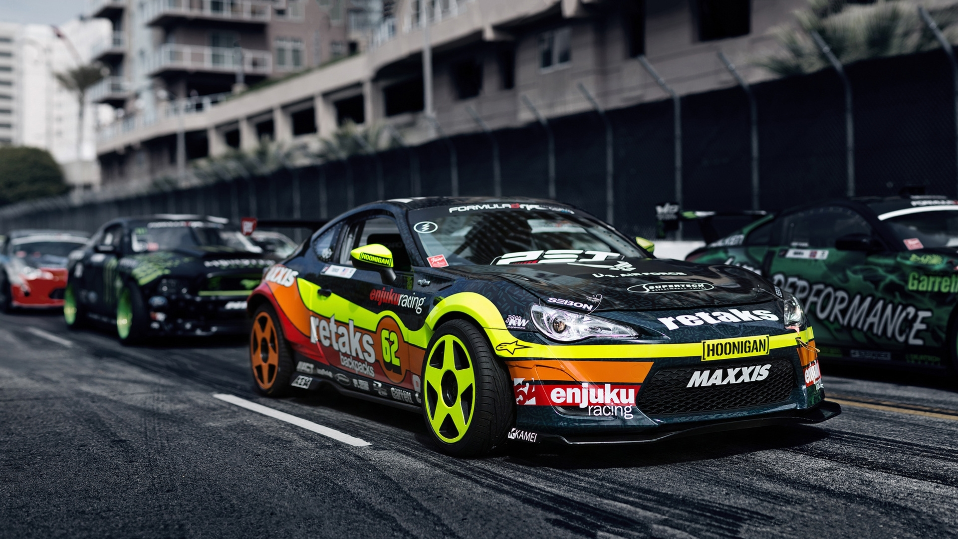 Drifting cars wallpaper   1287584 1920x1080