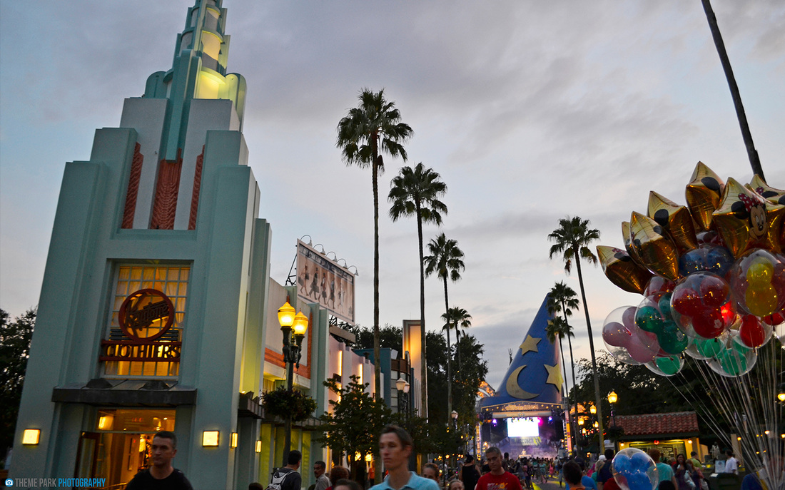 Hollywood Boulevard Disneys Hollywood Studios 1100x687