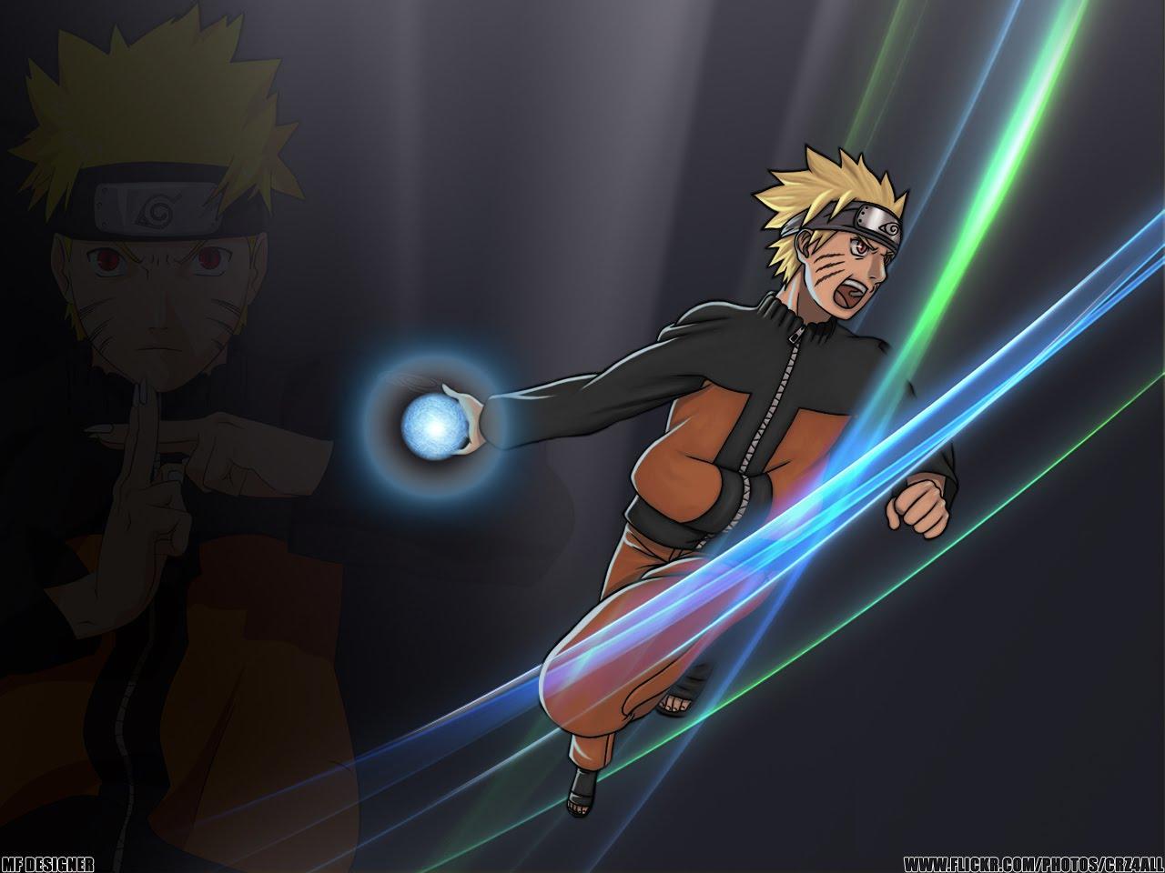 Naruto Rasengan Wallpaper - WallpaperSafari