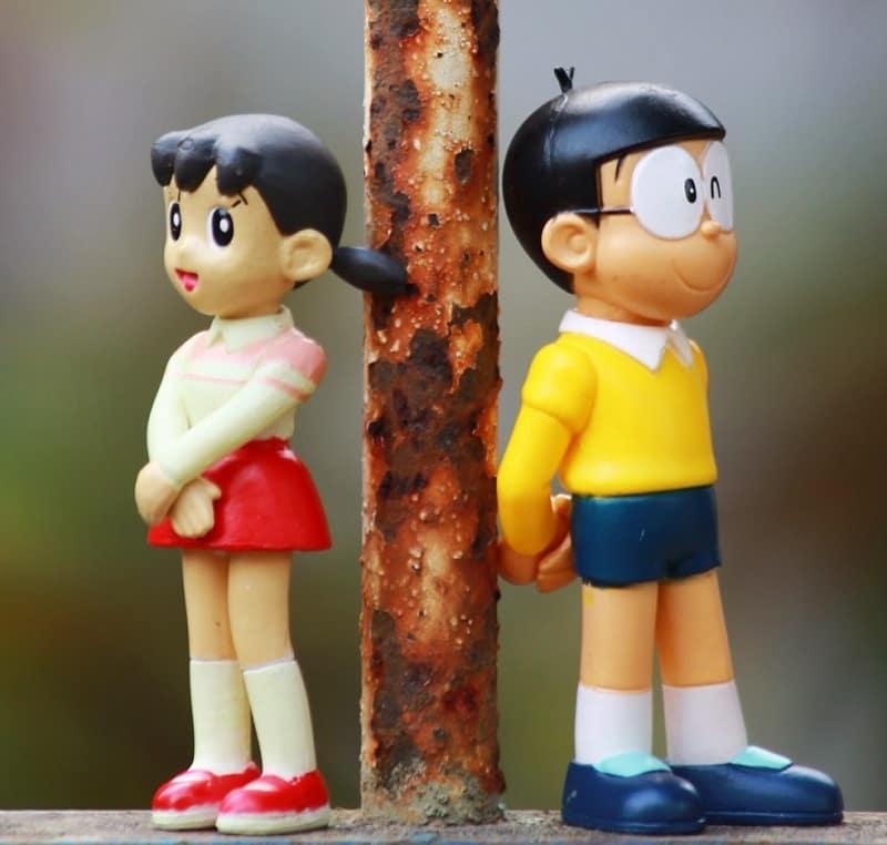 Top 40 Beautiful Nobita Shizuka Love Images HD Wallpaper 2019 800x762