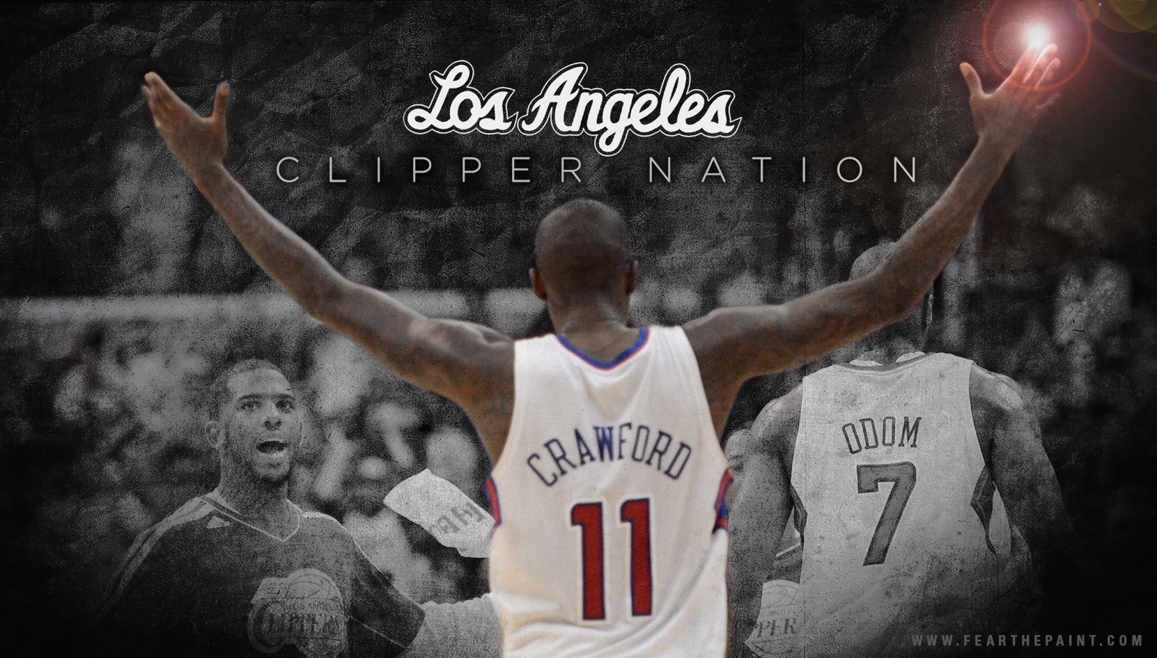 Jamal Crawford Wallpapers Clippers - 1153.0KB