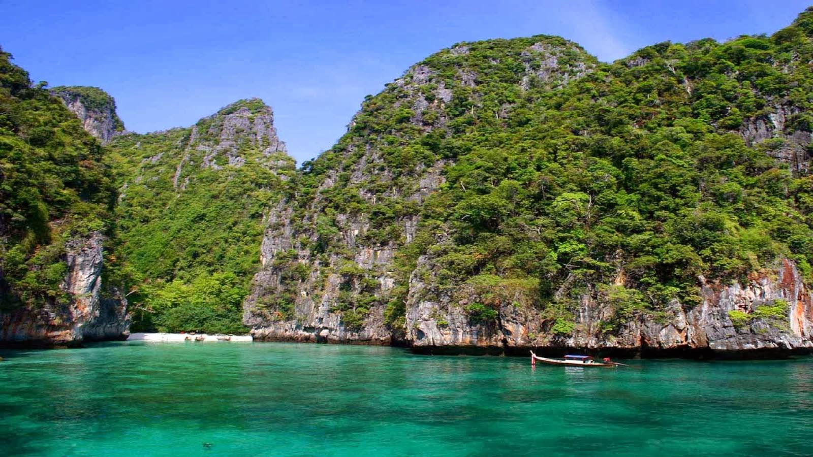 Thailand Beach Hd Wallpapers 1080p   Himachal Pradesh Natural 1600x900
