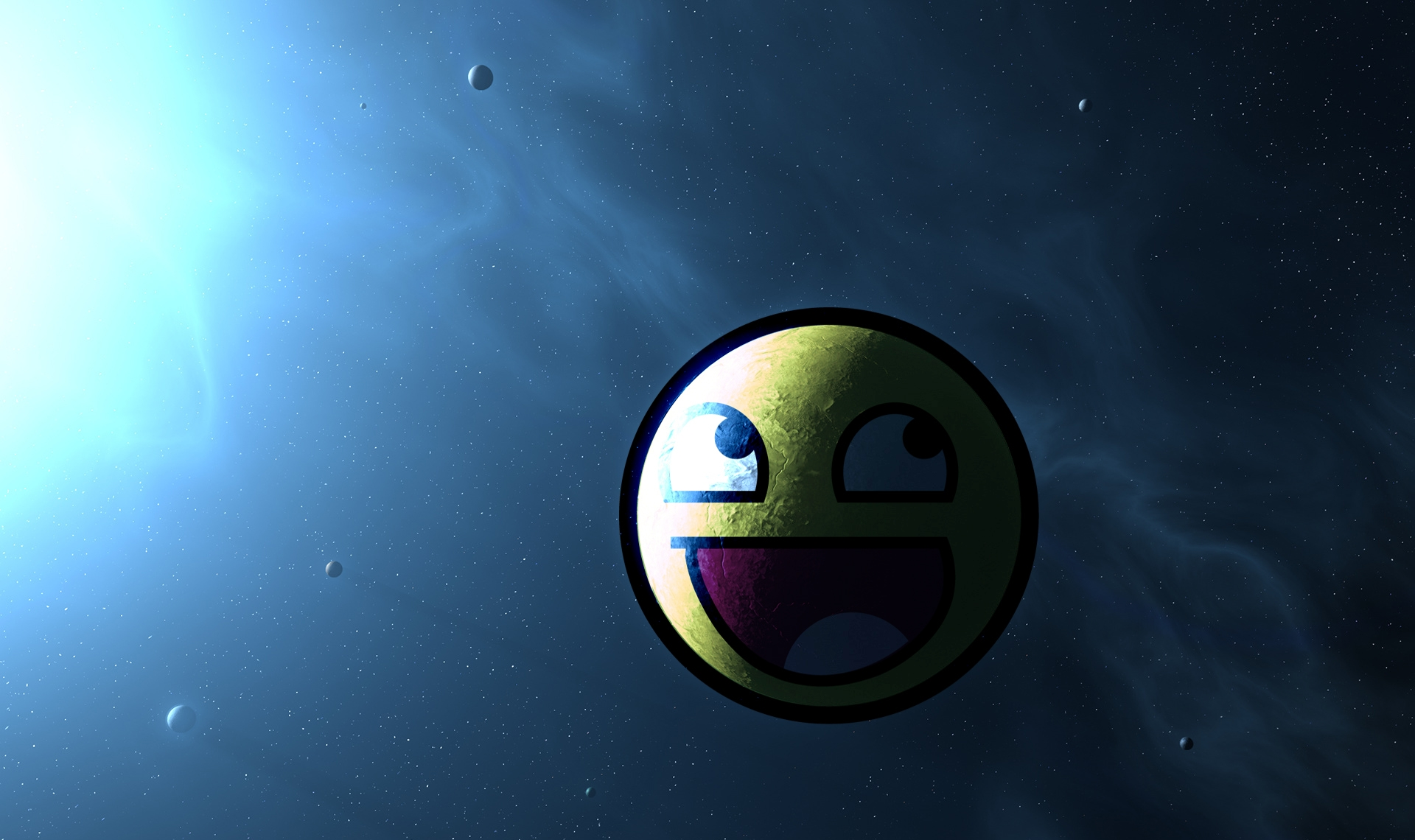 related pictures awesome smiley face wallpaper wallpapers mobile pics 1920x1140
