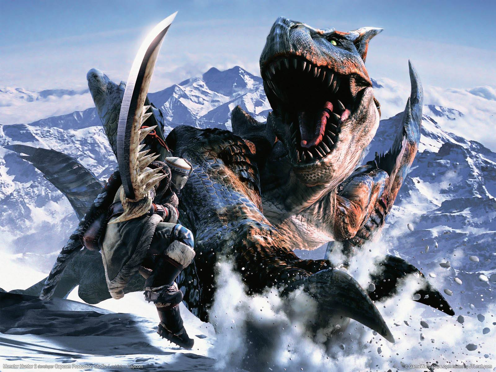 Monster Hunter 4 wallpaper GamingBoltcom Video Game News Reviews 1600x1200