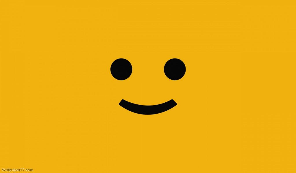 smiley face background cute fun wallpapers funny wallpapers 1024x600 1024x600