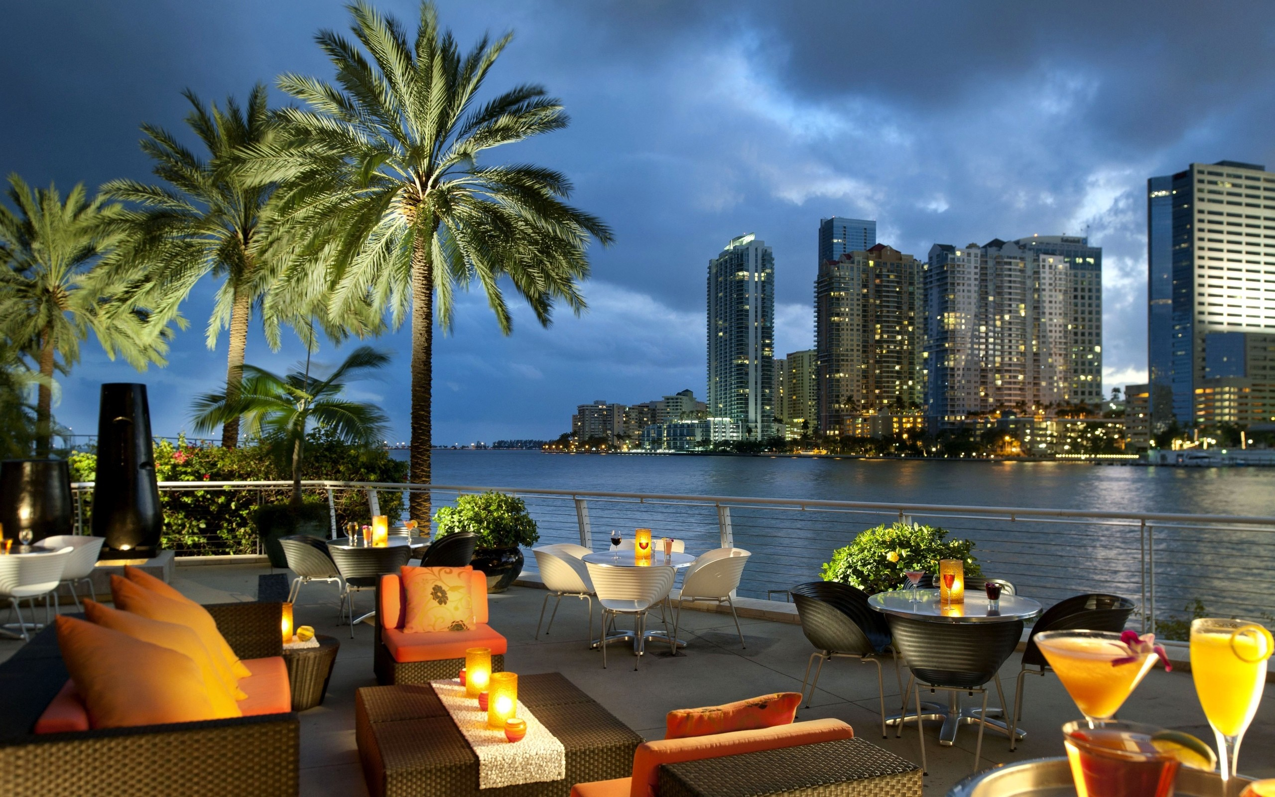 Wallpapers Miami Patio Myspace Backgrounds Miami Patio Backgrounds 2560x1600